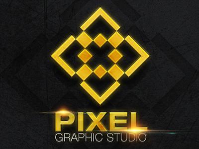 Pixel Graphic Studio's Logo