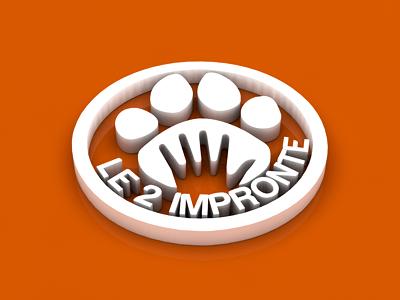 Le Due Impronte Logo
