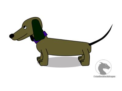 Leo the Sausage Dog