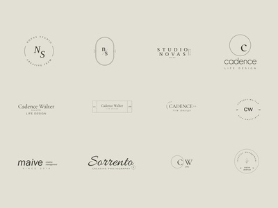 Logo Collection Novas
