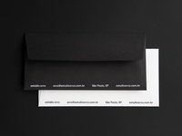 estúdio arco — envelope