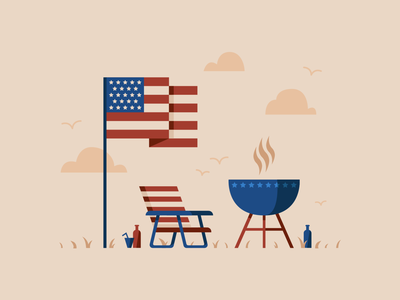 Remember & Honor usa memorial illustration vector illustration remember honor holiday flag cook out bbq vector design july 4th memorial day american flag america