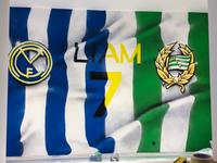 Real Madrid Vs Hammarby