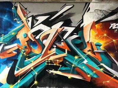 Pencil 3d art pencil graffitti graffiti