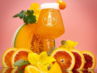 Visual Flavor: Kviek Yeast IPA photo photography craft beer branding beer art beer