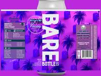 Neon Vacay IPA - Craft Beer Packaging Design
