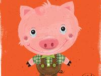 Country Piggy