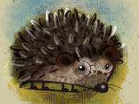 Hedge Hog