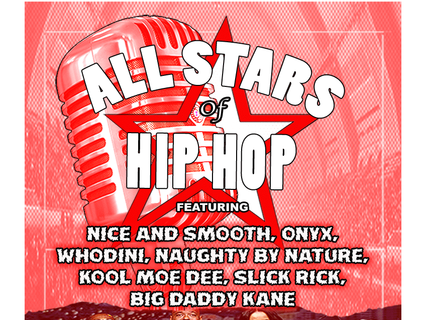 All stars Of Hiphop 2019