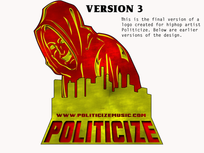 Final logo for Politicize