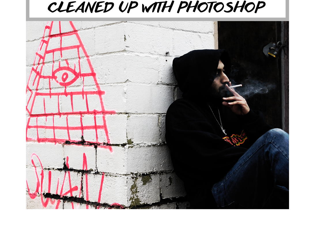 photoshop editing semi final urbex urban exploration farid ahmed hiphop graphic design photoshop editing