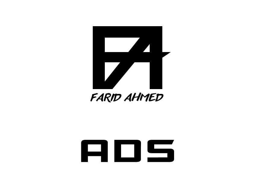 Ads index farid ahmed branding graphic design logo graphic design ads