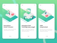 Onboarding Muepay Mobile apps