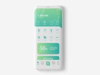 Muepay apps - Mobile UI Exploration