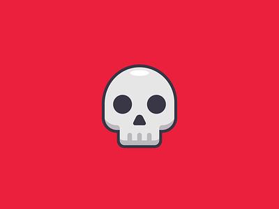 Emoji - skull snap browser death face emoji skull opera
