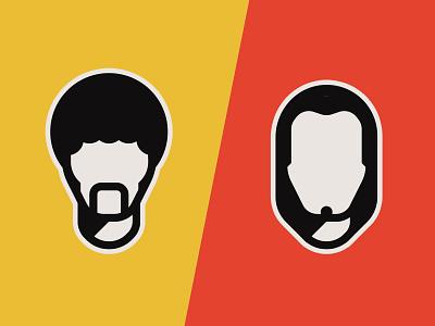 Pulp Fiction fiction pulp portrait minimal jakson samuel travolta winnfield vega vincent tarantino quentin