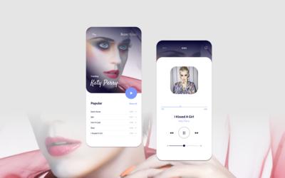 Yandex Music (Redesign)
