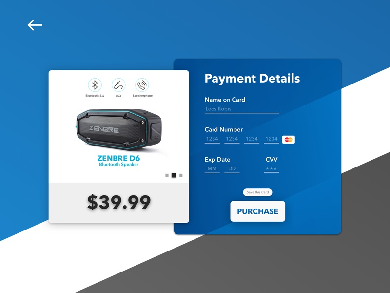 Credit Card Checkout credit card payment sketch concept payment form credit card checkout payment details ui credit card form credit card 002 dailyui