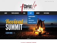 Christ Life Ministries - Header