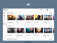 Video Streaming Web App