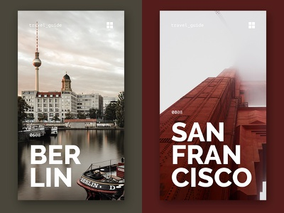 Where do you want to travel? mobile app travel ui interface design