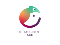 Chameleon Logo animal art animal illustration animal logo animal vectorindonesia vectorillustration vector graphicdesign designgraphic graphic illustration illustraion pictorical logodesign logo