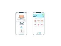 App UI Design - An App Commerce