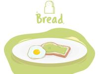 Bread - Illustration