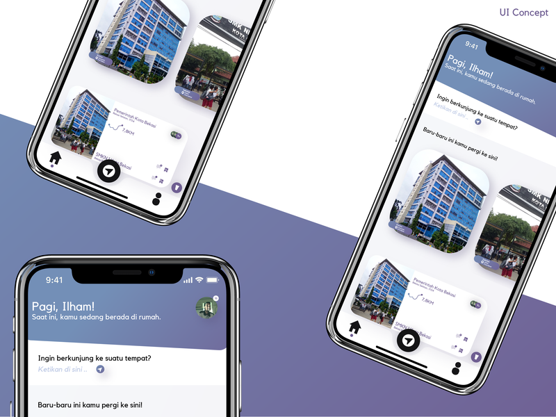 Modern User Interface Concept - UI userinterfacedesign illustration userinterfaces uiillustration uidesigner uxdesign design app ui100days ui100 iphonex concept uiconcept uidesignpatterns ux  ui ui  ux design userexperience ui  ux userinterface ui