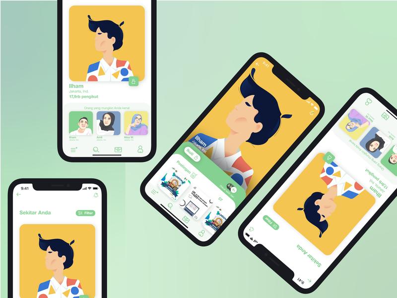 Modern Clean User Interface - App UI uiux design minimalismui minimalismapp minimalism modernui modern cleanui clean iphoneui iphonex iphone ios appdesign app uiuxdesign userinterface uidesign ui ux user uiux ui