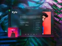 Spotify artist info - Fluent style