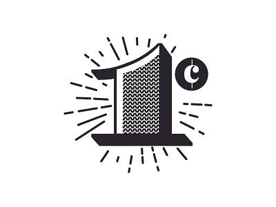 1 CENT 01 typography