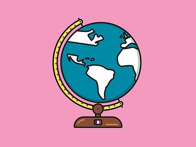 Paris Agreement trump climate paris illustration world
