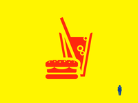 Bad Diet Icons