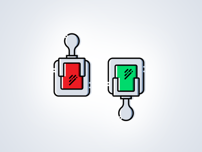 On/Off Switch Icon