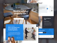 Online Property Valuation Website