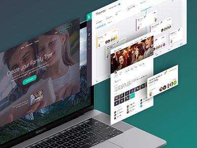 Kordli Web App. ux ui inspiration design dashboard