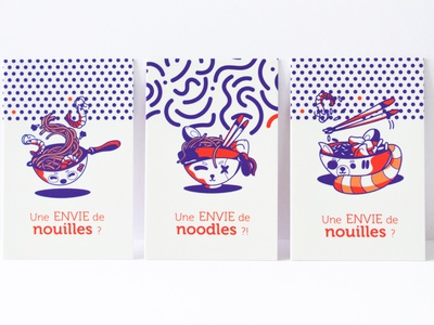 Asian Express business card restaurant identity asian japan vector flat illustration graphic design restaurant branding print business cards business card identityt restaurant