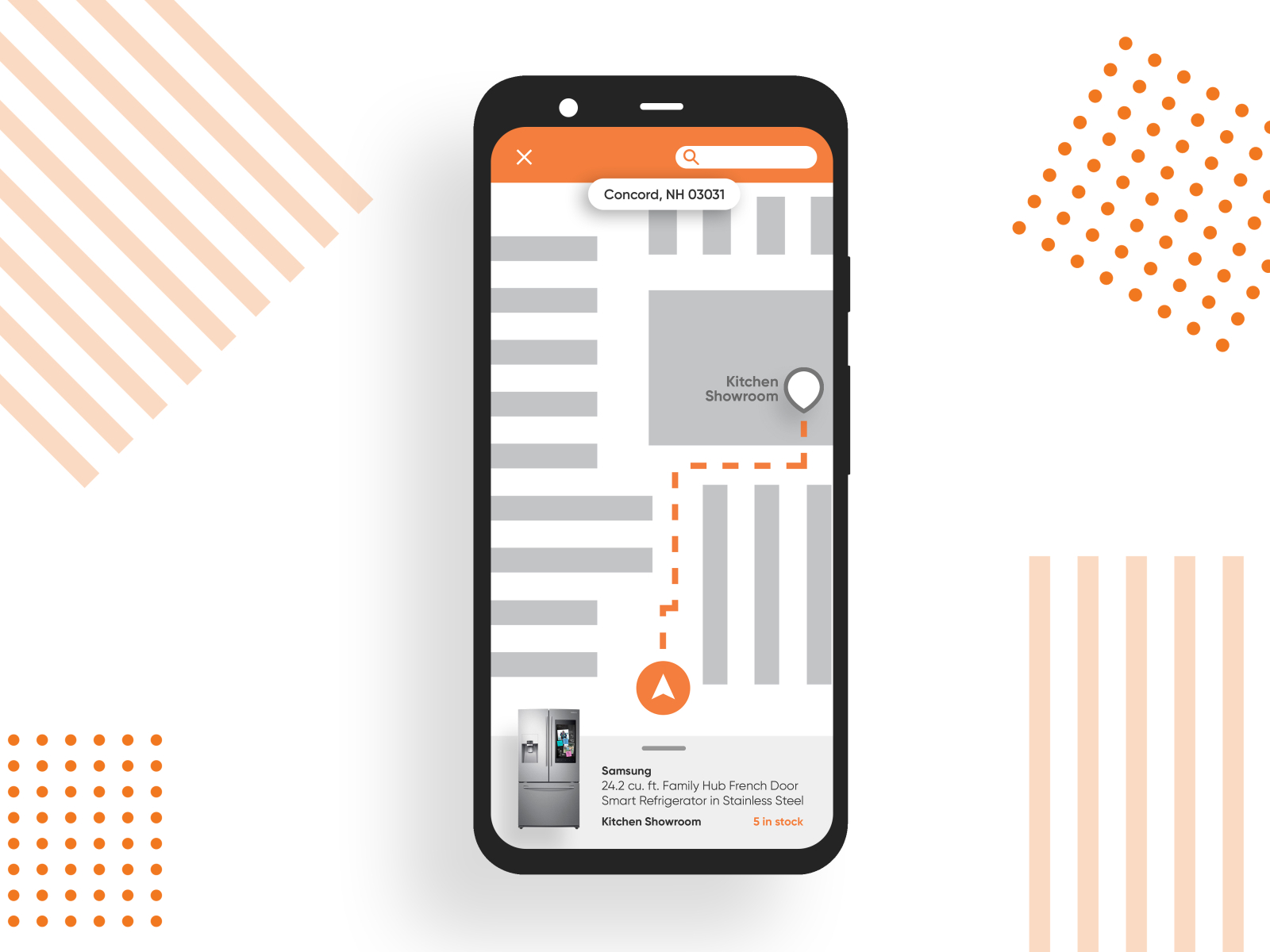Home Depot Store Map By Landon Campbell On Dribbble