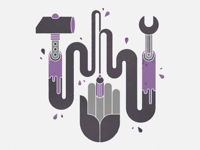 Wired Art  art illustration minimal
