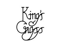 King's Cross Lettering
