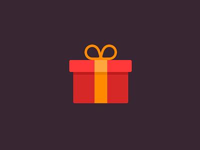 Gift Box flat gift box oktayelipek newyear 2014