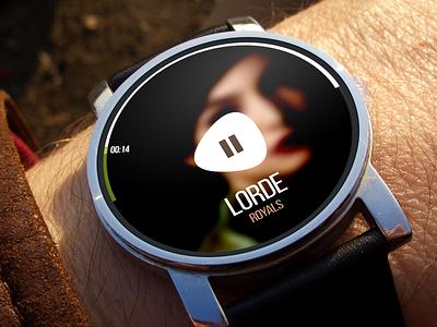 Smart Watch Concept smart watch concept