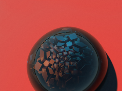 Orbus 3d 3d art logo design kadasarva illustration teaser
