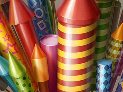 Rockets rockets illustration teaser