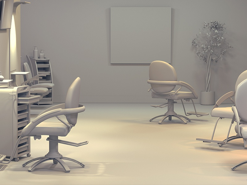 Detralex office stylist kadasarva illustration 3d