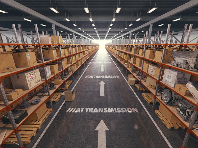 Warehouse transmission kadasarva illustration warehouse