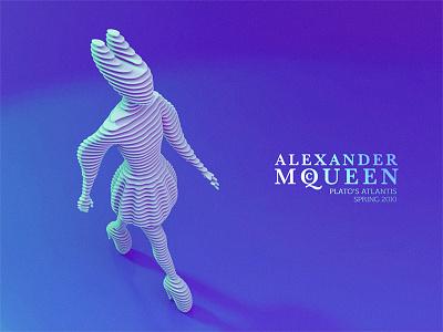 Plato's Atlantis trend design ultraviolet colour pantone blender3d illustration kadasarva fashion layer style layer-art