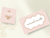 Labels for candy jars