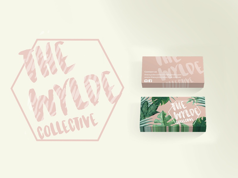 Branding kit for an accessories brand